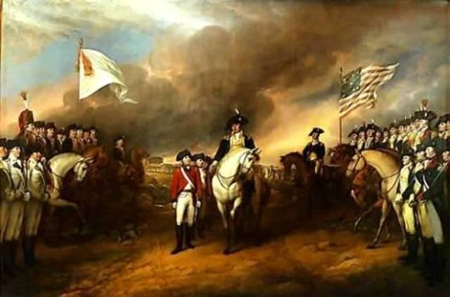 La Batalla de Yorktown