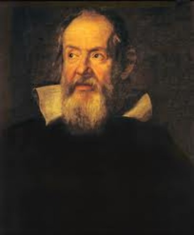 Deah of Galileo