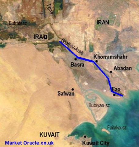 Iran/Iraq War begins