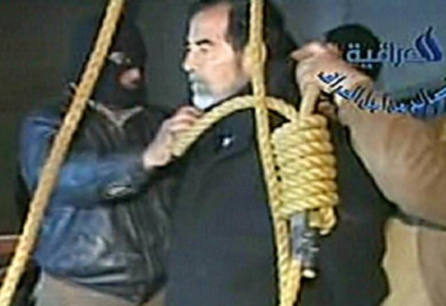 Hussein's Death