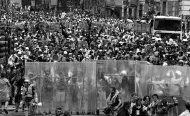 Genoa Protest