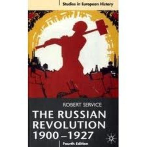 Events Leading Up to the Russian Revolution