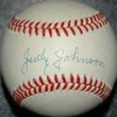 Judy Johnson timeline