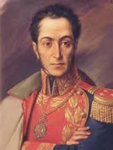 Bolivar's Route To Victory
