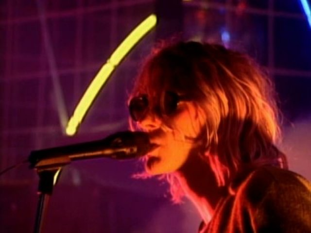 Nirvana on Top of the Pops