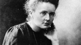 Marie Curie via. Bailey.E.9 timeline