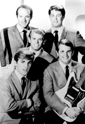 The Beach Boys popularize multitracking