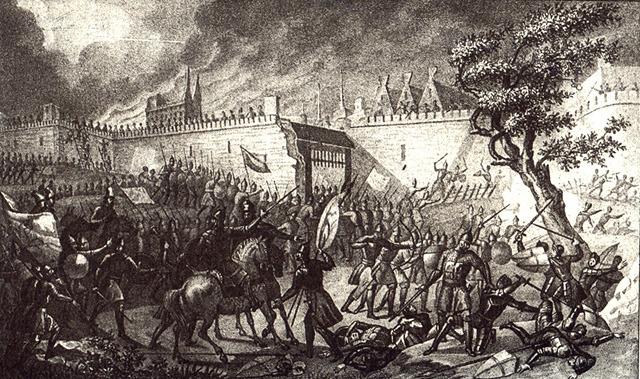 The Livonian war