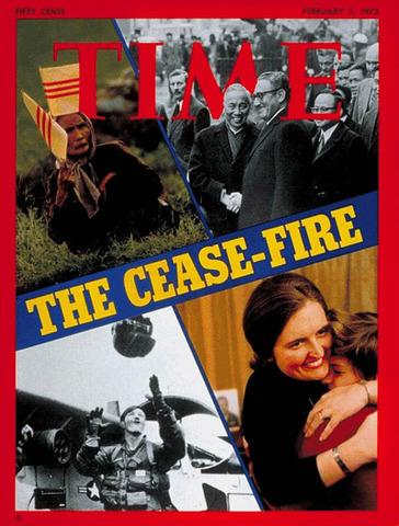 Vietnam Cease-Fire Agreement