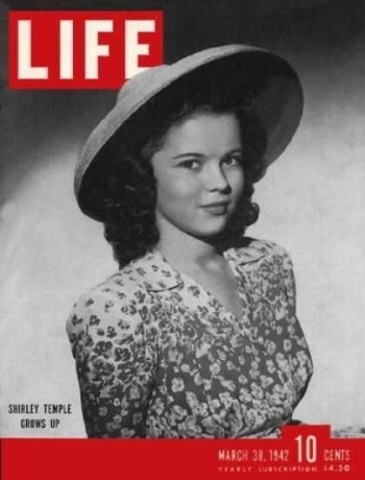 1935 - Luce publishes Life