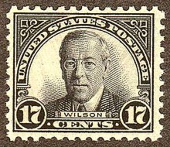 Woodrow Wilson and the Immigration Act of 1917
