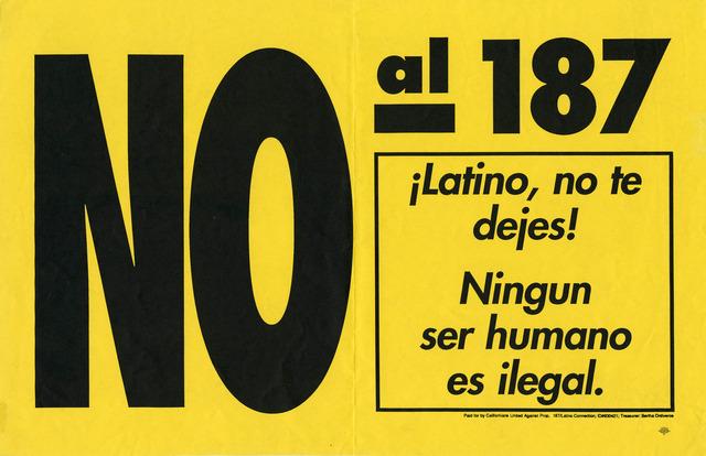 California Proposition 187