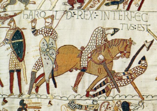 Normans Invade England