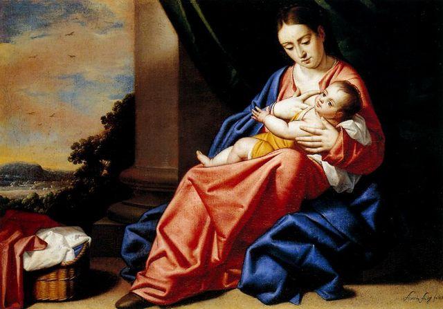 Mayo, mes de la Virgen María