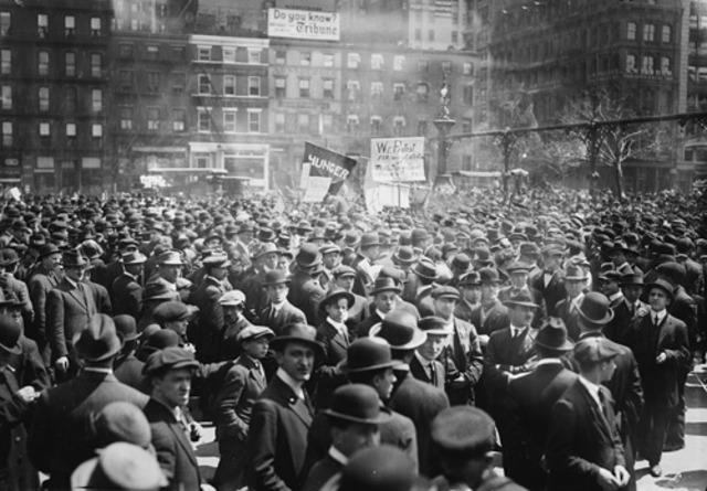 Union Square Protest