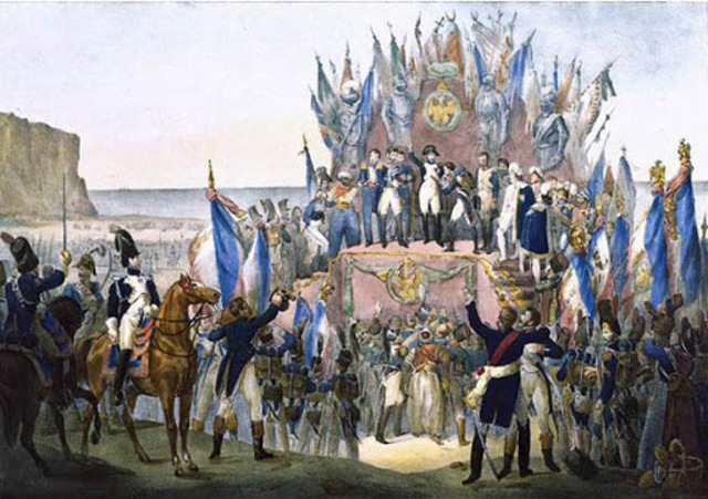Napoleon's Invasion
