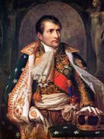 Napolean makes more problems