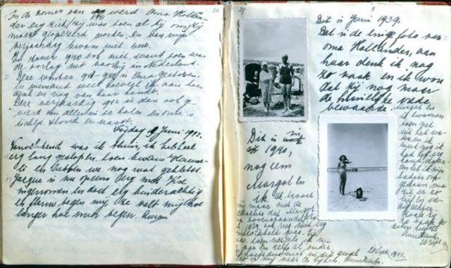 Ana Frank, 11 de mayo 1944
