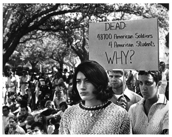 Kent State University Protest