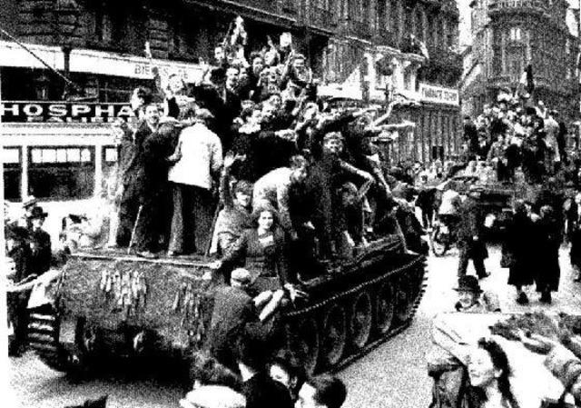 The Liberation of Belgium
