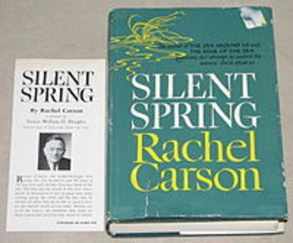 "Publication of ""Silent Spring"""