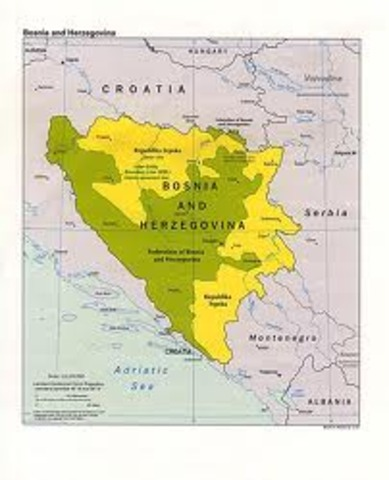Annexation of Bosnia and Herzegovina