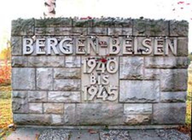 Anne y Margot llegan a Bergen-Belsen