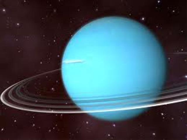 10. Uranus