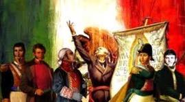 """proyecto de historia """"la independencia"""" timeline"""
