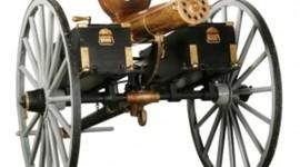 The Gatling Gun effect timeline