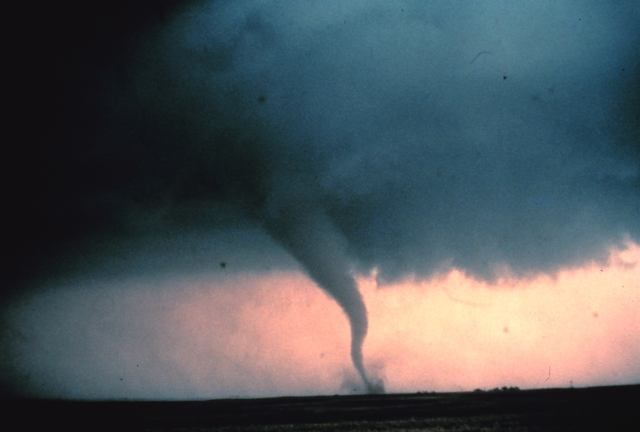 First Tornadoe Recorded