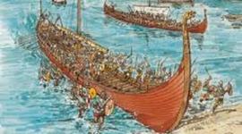 Scandinavia Vikings timeline