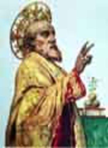 Saint in Bari