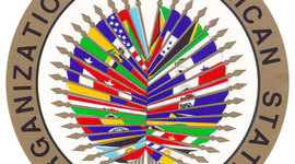 Organization of American States Peace Missions.  timeline