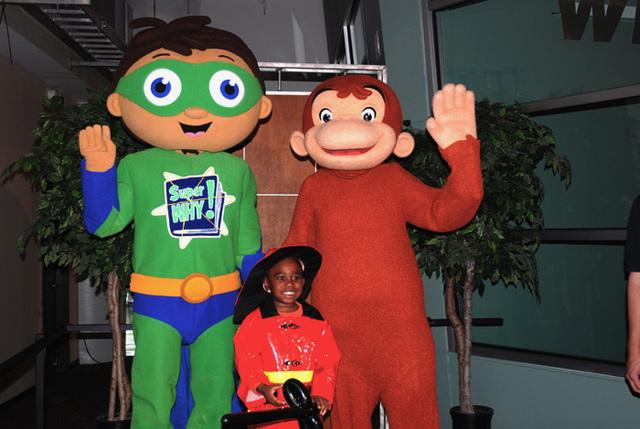 Sixth Annual Y Kids Club Halloween Bash