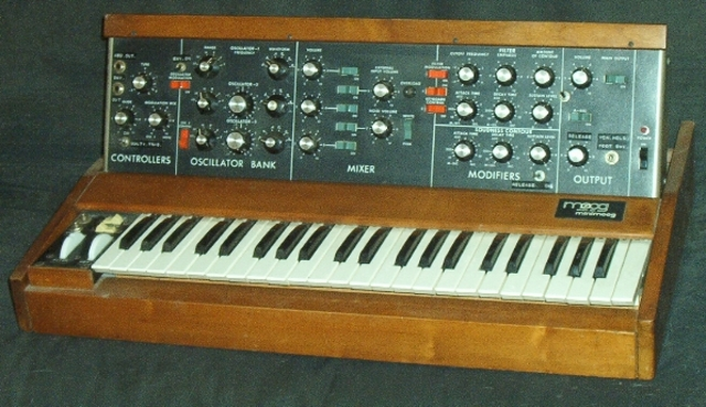 Minimoog released for sale