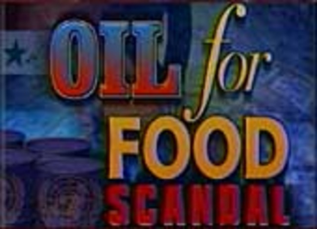 Iraqi Oil for Food Scam
