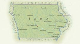 Iowa's Timeline