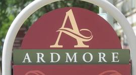 History of the Ardmore Revitalization Project timeline
