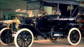 Model T timeline