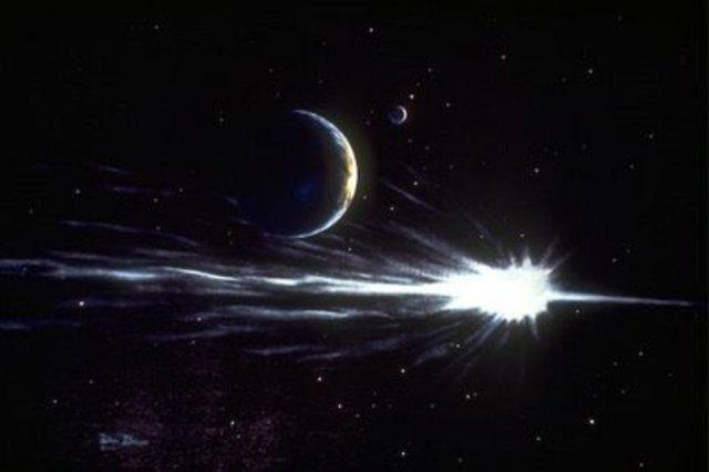 Halley's Comet timeline | Timetoast timelines Halley S Comet