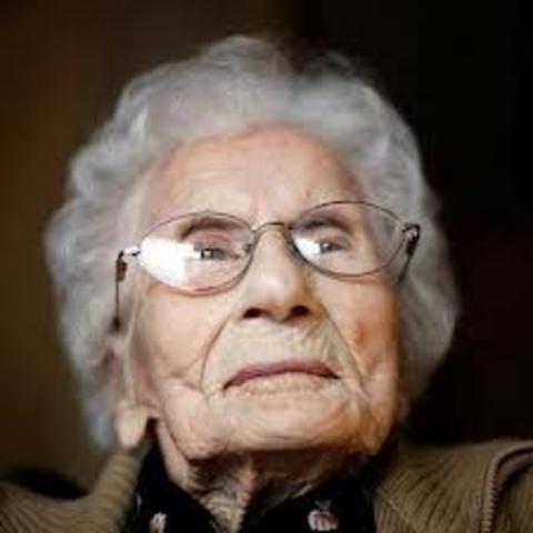Mary Leakey died