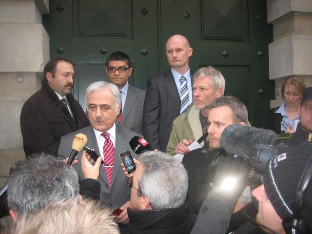 The Turkish Embassy lodges a complaint against ROJ TV
