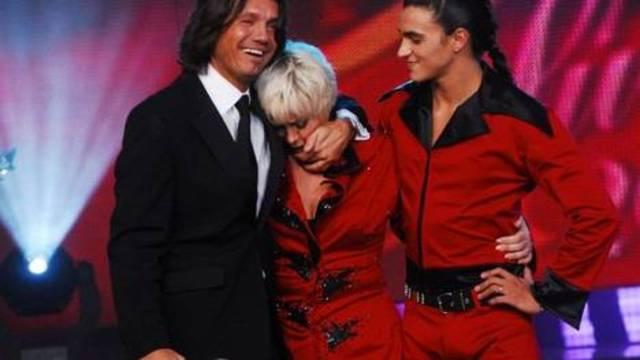 Carmen Barbieri primera ganadora del Bailando por un sueño.