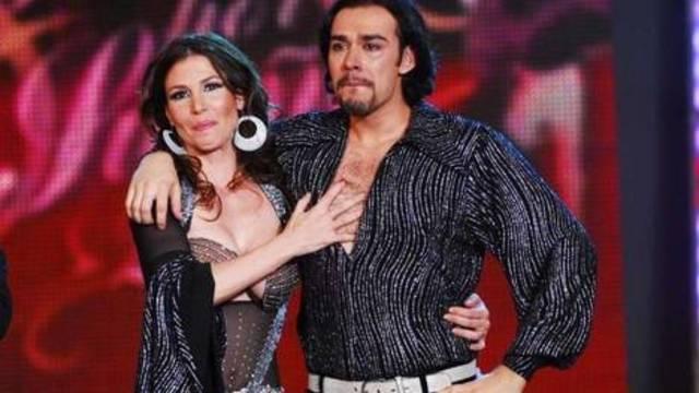 Celina Rucci es la ganadora del Bailando por un sueño en 2007