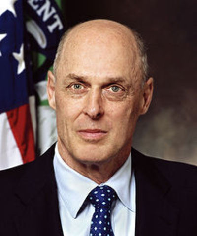 Henry Paulson Appointed Secretary of Treasury