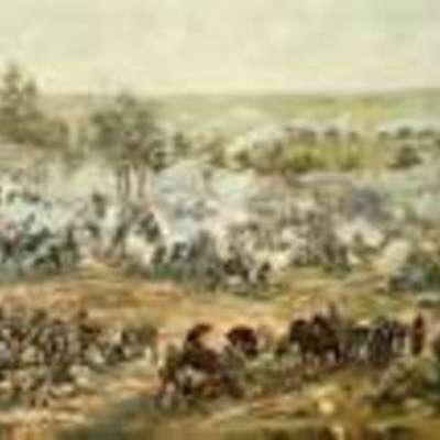Gettysbury timeline