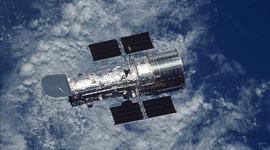 The Hubble Space Telescope timeline
