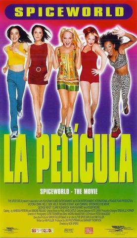 Spiceworld: La Película