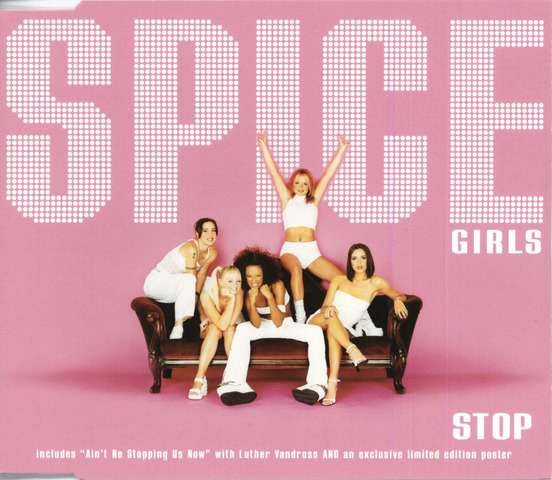 "Tercer single ""Stop"""
